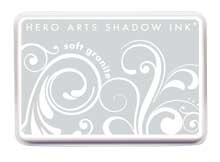 Hero Arts Shadow Ink Pad SOFT GRANITE Mid-Tone AF226 Preview Image