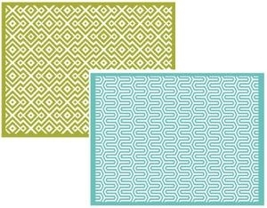 Lifestyle Crafts SEQUENCE Embossing Folders EF0014*