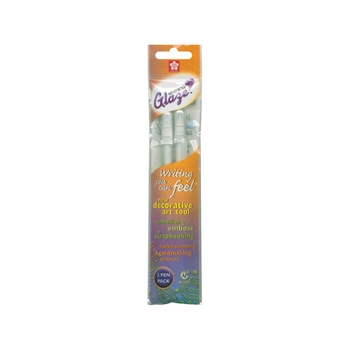 Sakura CLEAR Pen 2 Pack 38486