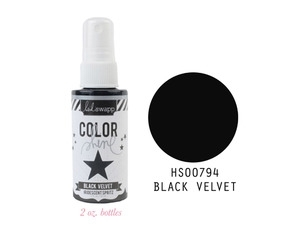 Heidi Swapp BLACK VELVET Color Shine 00794