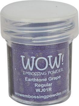 WOW Embossing Powder GRAPE Regular WJ01R*