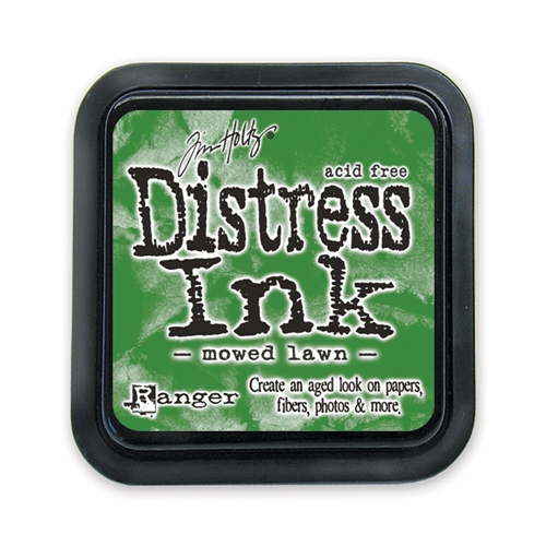 Tim Holtz Distress Ink Pad MOWED LAWN Ranger TIM35008 Preview Image