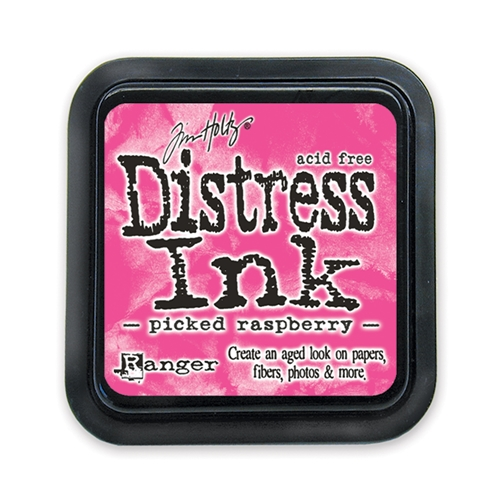 Tim Holtz Distress Ink Pad PICKED RASPBERRY