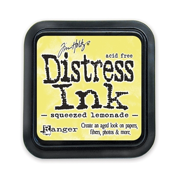 Distress ink pad Squeezed Lemonade
