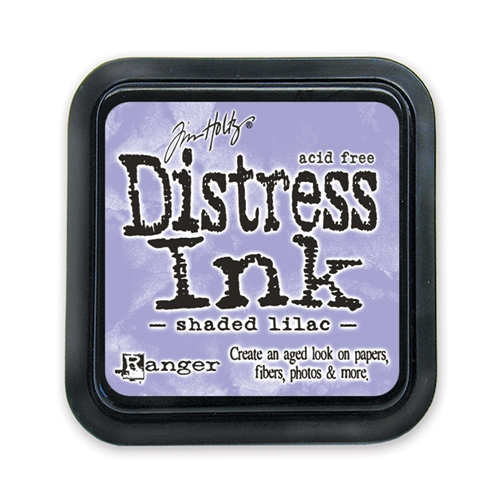 Tim Holtz Distress Ink Pad SHADED LILAC Ranger TIM34957 Preview Image
