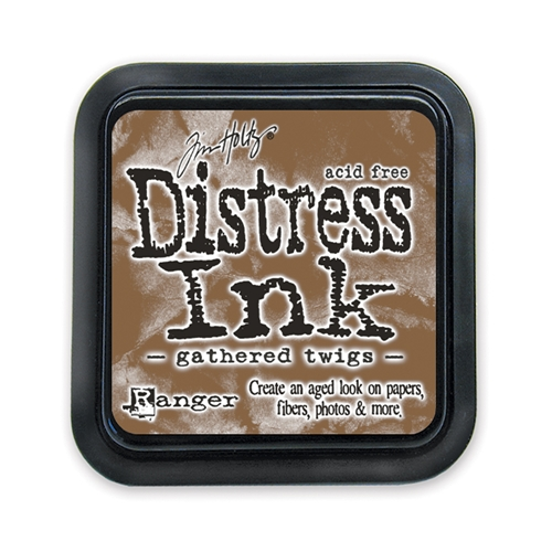 Tim Holtz Distress Ink Pad GATHERED TWIGS Ranger TIM32823 Preview Image