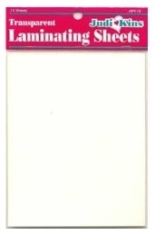 Judikins EMBOSSABLE LAMINATING SHEETS AP518*