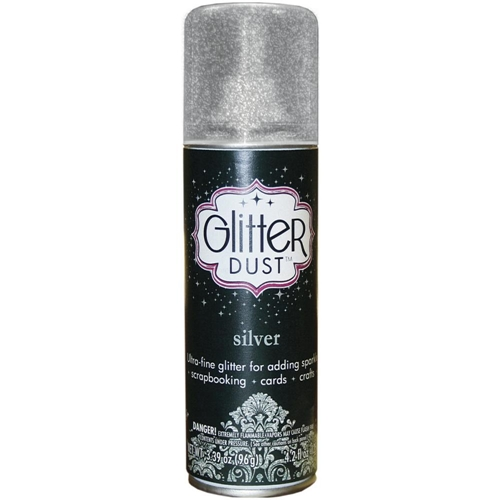 Therm O Web SILVER Glitter Dust Preview Image