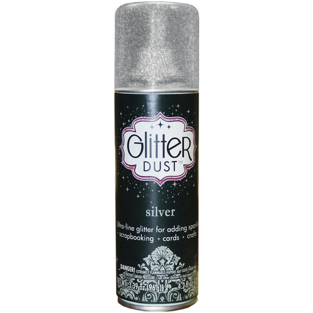 Therm O Web SILVER Glitter Dust zoom image