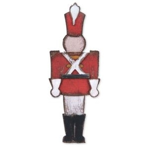 Tim Holtz Sizzix Bigz Die TOY SOLDIER 658263 Preview Image