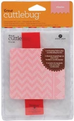 Cuttlebug A2 Embossing Folders CHARLES Provo Craft*