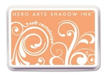 Hero Arts Shadow Ink Pad SOFT CANTALOUPE af242 zoom image