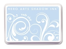 Hero Arts Shadow Ink Pad SOFT SKY AF244 zoom image