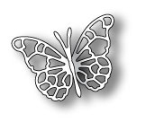 Memory Box PIPPI BUTTERFLY Craft DIE 98508 Preview Image