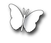 Memory Box ISABELLA BUTTERFLY Craft DIE 98507
