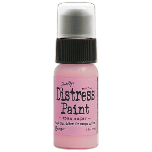 Tim Holtz Distress Paint SPUN SUGAR Ranger TDD36470 Preview Image