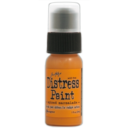 Tim Holtz Distress Paint SPICED MARMALADE Ranger TDD36463 Preview Image