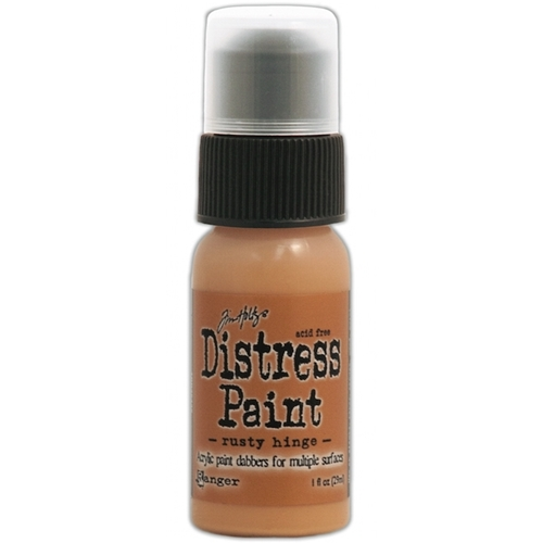 Tim Holtz Distress Paint RUSTY HINGE Ranger TDD36432 Preview Image