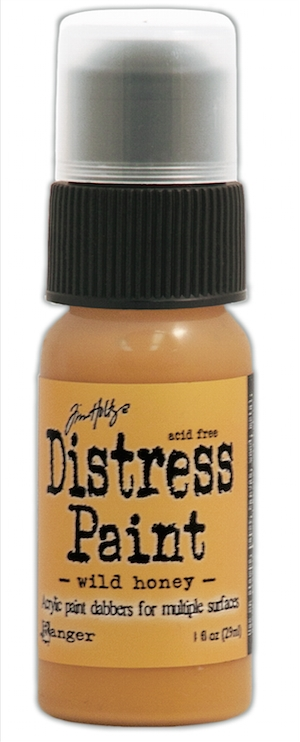 Tim Holtz Wild Honey Distress Paint