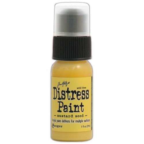 Tim Holtz Distress Paint MUSTARD SEED Ranger TDD36395 Preview Image