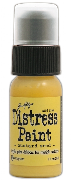 Tim Holtz Distress Paint MUSTARD SEED Ranger TDD36395 zoom image