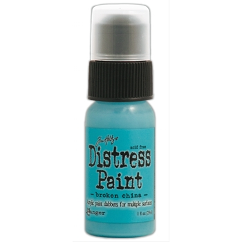 Tim Holtz Distress Paint BROKEN CHINA Ranger TDD36319