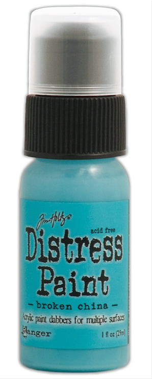 Tim Holtz Distress Paint BROKEN CHINA Ranger TDD36319 zoom image