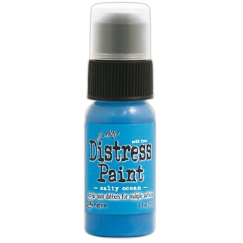 Tim Holtz Distress Paint SALTY OCEAN Ranger TDD36449
