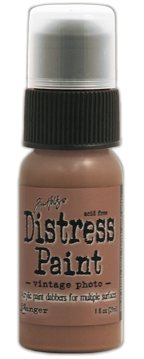 Tim Holtz Distress Paint VINTAGE PHOTO Ranger TDD36500 zoom image