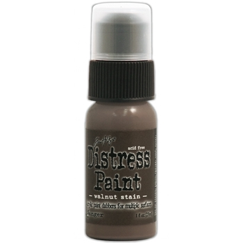 Tim Holtz Distress Paint WALNUT STAIN Ranger TDD36517