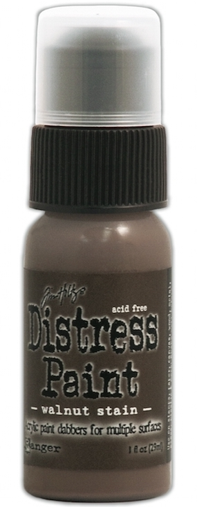 Tim Holtz Distress Paint WALNUT STAIN Ranger TDD36517 zoom image
