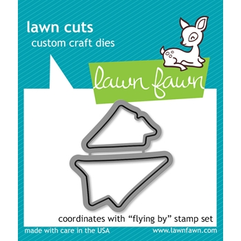 Lawn Fawn FLYING BY Lawn Cuts Dies