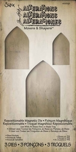 Tim Holtz Sizzix Die SIZED ARCHES Movers Shapers 658565 zoom image