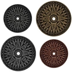 Tim Holtz Idea-ology COMPASS COINS TH93061