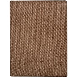 Tim Holtz DISTRICT MARKET Burlap Panel BARE 6 x 8 TH93062 Preview Image