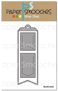 Paper Smooches BOOKMARKS Wise Dies Kim Hughes Preview Image