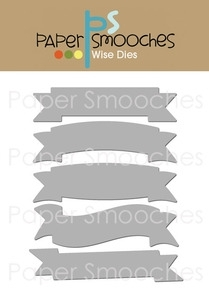 Paper Smooches STREAMERS Wise Dies Kim Hughes Preview Image