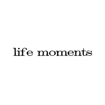 Tim Holtz Rubber Stamp LIFE MOMENTS Stampers Anonymous D5-2169