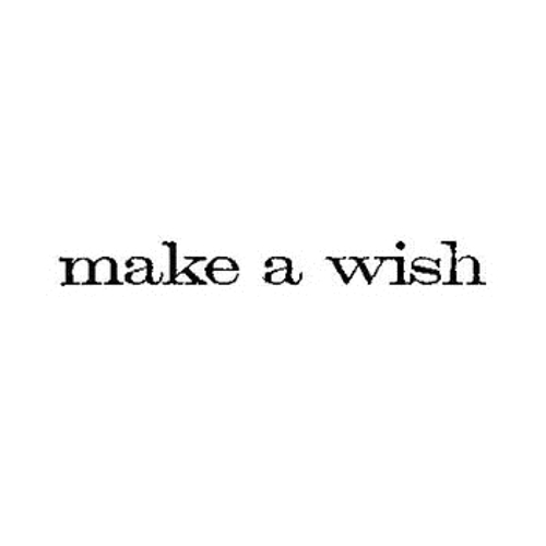 Tim Holtz Rubber Stamp MAKE A WISH Stampers Anonymous D5-2145 Preview Image