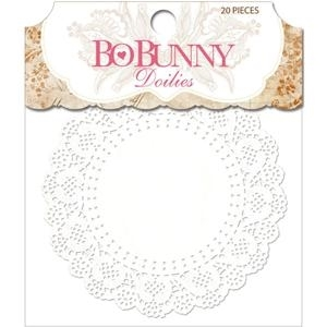 BoBunny SMALL DOILIES 10522770 Preview Image