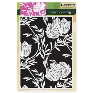Penny Black Cling Stamp SWEETNESS Rubber Unmounted 40-208
