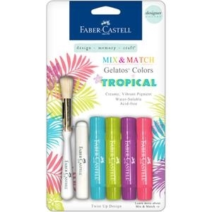 Faber-Castell TROPICAL Gelatos Designer Colors 770162