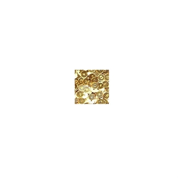 Sequins Flat GOLD METALLIC Pack of 1200 m5f13
