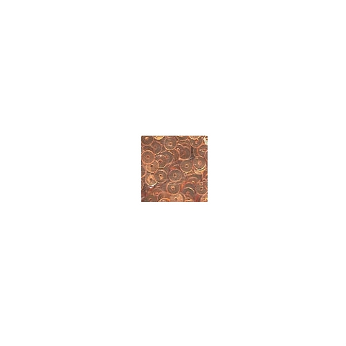 Sequins Flat AZTEC GOLD METALLIC Pack of 1200 m5f32 Preview Image