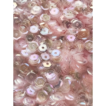 Sequins Cupped PALE PINK Pack of 1000 i5sc02