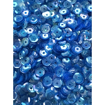 Sequins Cupped LIGHT OCEAN BLUE GREEN Pack of 1000 i5sc72