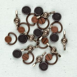 Prima Marketing SPECIAL SCREWS Tiny Junkyard Findings Vintage Trinkets 891626 zoom image