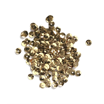 Darice 5MM GOLD Sequins 10043-22