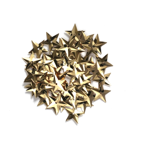 Darice GOLD STAR Sequins 10035-22 Preview Image