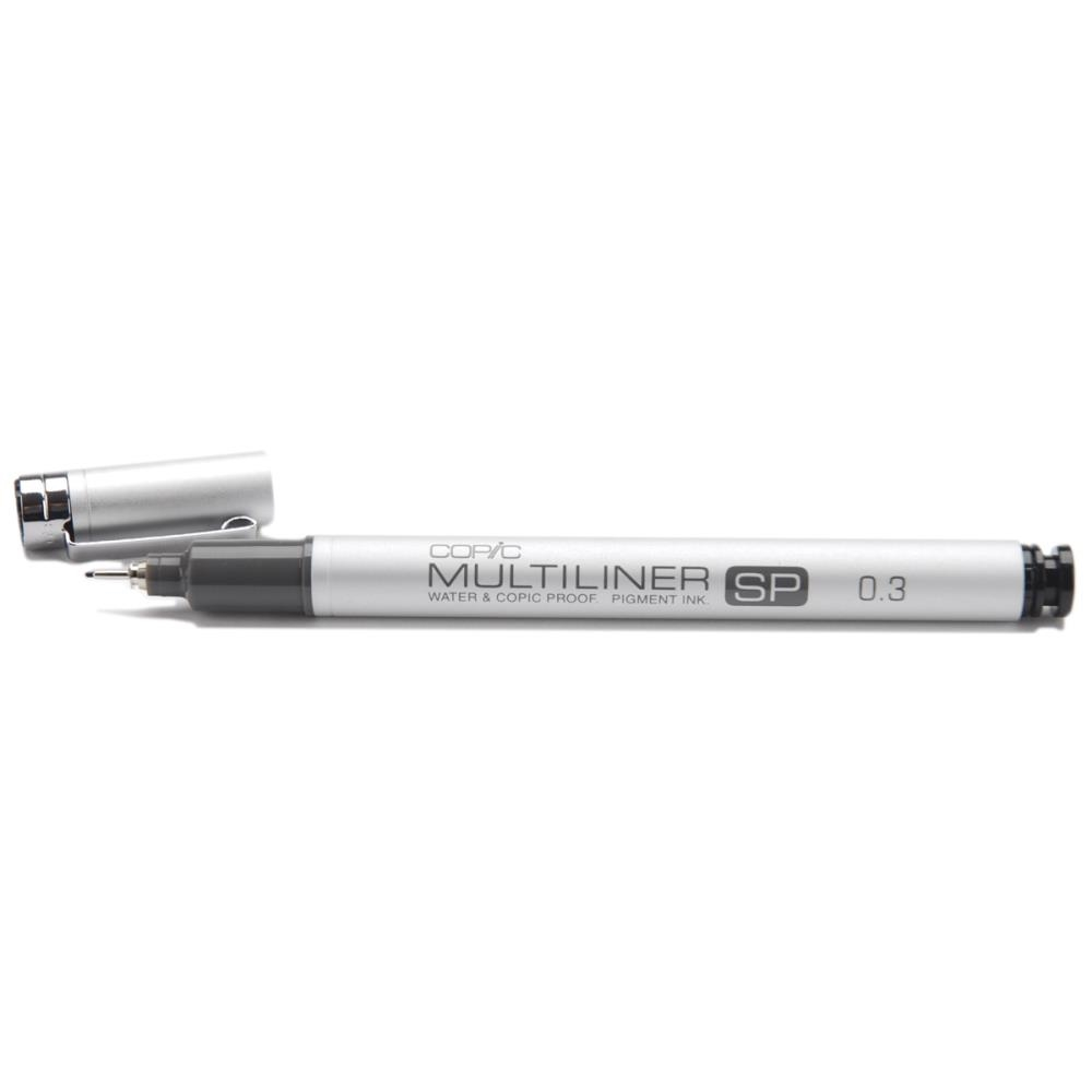 Copic Multiliner SP 0.3 BLACK Ink Marker zoom image